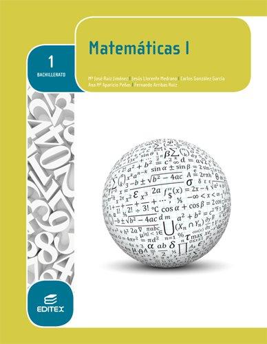 Matemáticas I 1º Bachillerato (LOMCE) - 9788490785034