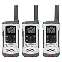 Power through Your Adventures: There are two ways to power your radio: use the included NiMH rechargeable batteries for up to 10 hours or use 3 AA batteries for up to 29 hours. Know the Weather In Advance: Keep updated with real-time weather conditio...