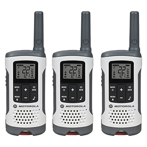3-Pack Motorola T260TP Talkabout Radio  $55 at Amazon