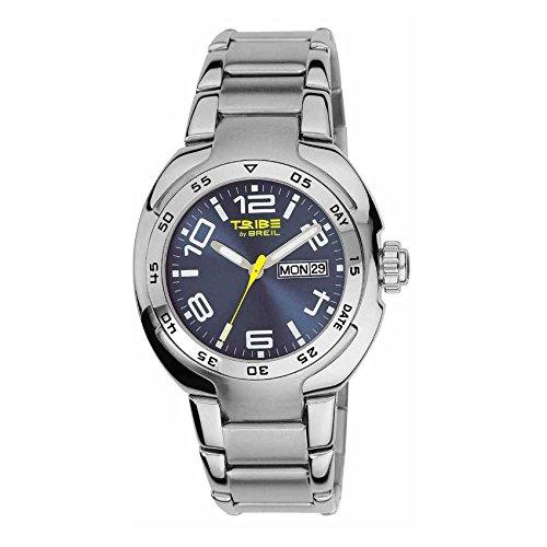 Reloj Hora, Solo Breil Unisex 6819370378clásica Cod. 6819370378