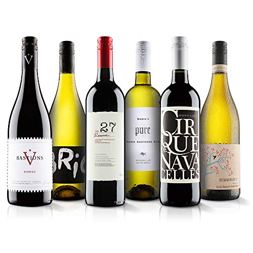 Top Selling Customer Favourites, Mixed Wine Case (Case Of 6) - Virgin Wines