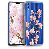 kwmobile TPU Silicone Case for Huawei Honor 8X - Crystal