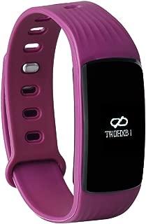 Helix Digital Black Dial Unisex's Watch-TW0HXB101T
