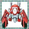 DEFORMATIONS vol,3 攻殻機動隊ARISE ロジコマ ノンスケール PVC&ABS製 塗装済み可動フィギ