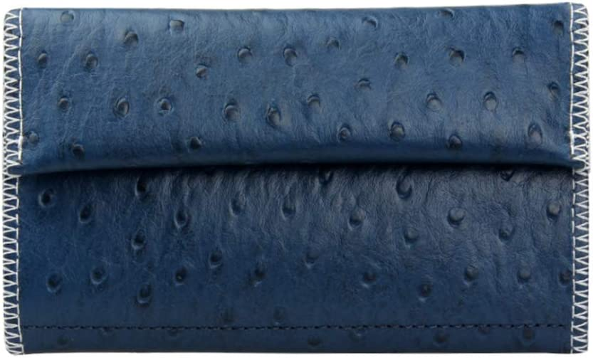 Ktong Leather Regular discount Tobacco Pouch Portable Bag for Max 55% OFF Herba Case