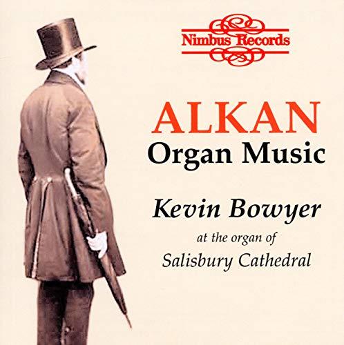 Charles Alkan : Musique pour orgue ou piano à pédalier
