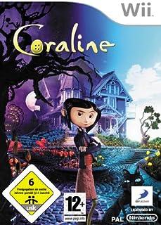 Coraline - le jeu [Nintendo Wii] [Importado de Francia]
