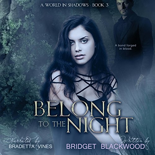 Belong to the Night: A World in Shadows Novel audiobook cover art