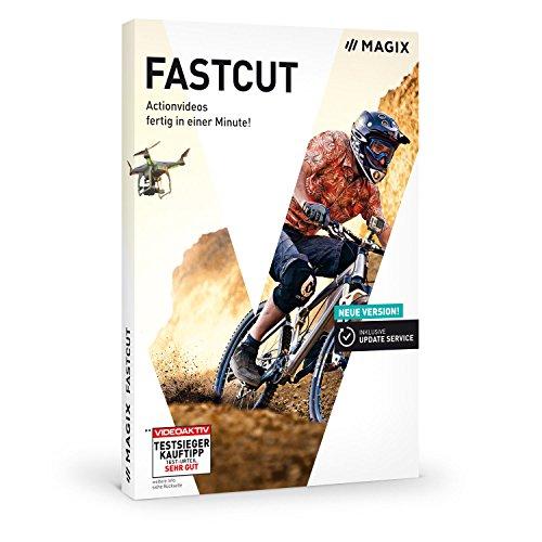MAGIX Fastcut Plus Edition – Software für automatischen Videoschnitt