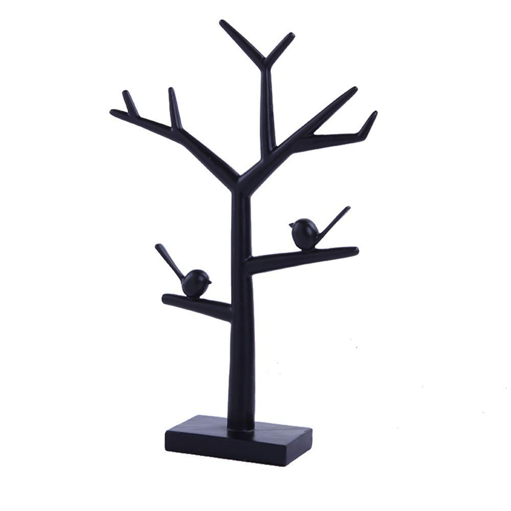 LHQ-HQ Birds Tree Jewelry Stand Al sold out. Sale special price Holder Earring Display Necklace