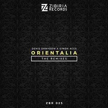 Orientalia (The Remixes)