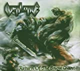 Songtexte von Overlorde - Return of the Snow Giant