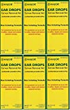 Ear Drops Earwax Removal Aid Carbamide Peroxide 6.5% Generic for...
