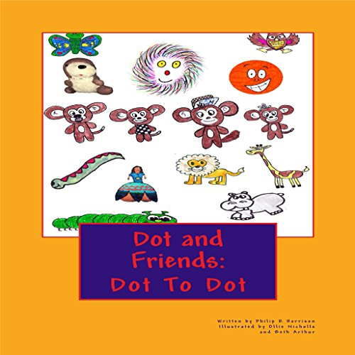 Dot and Friends: Dot to Dot audiobook cover art