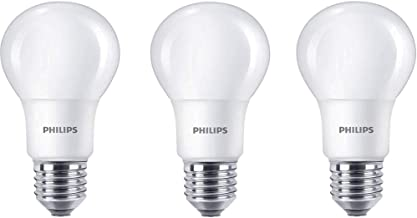 Philips LED Light Bulb, E27, 8 W, matt