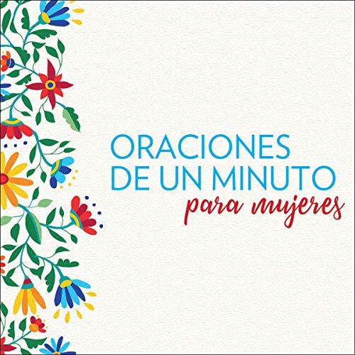 Oraciones de un minuto para mujeres [One Minute Prayers for Women] cover art