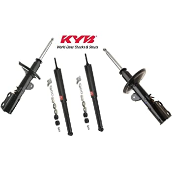 gc KYB Front Right Suspension Strut /& Coil Spring for 2011-2014 Toyota Sienna