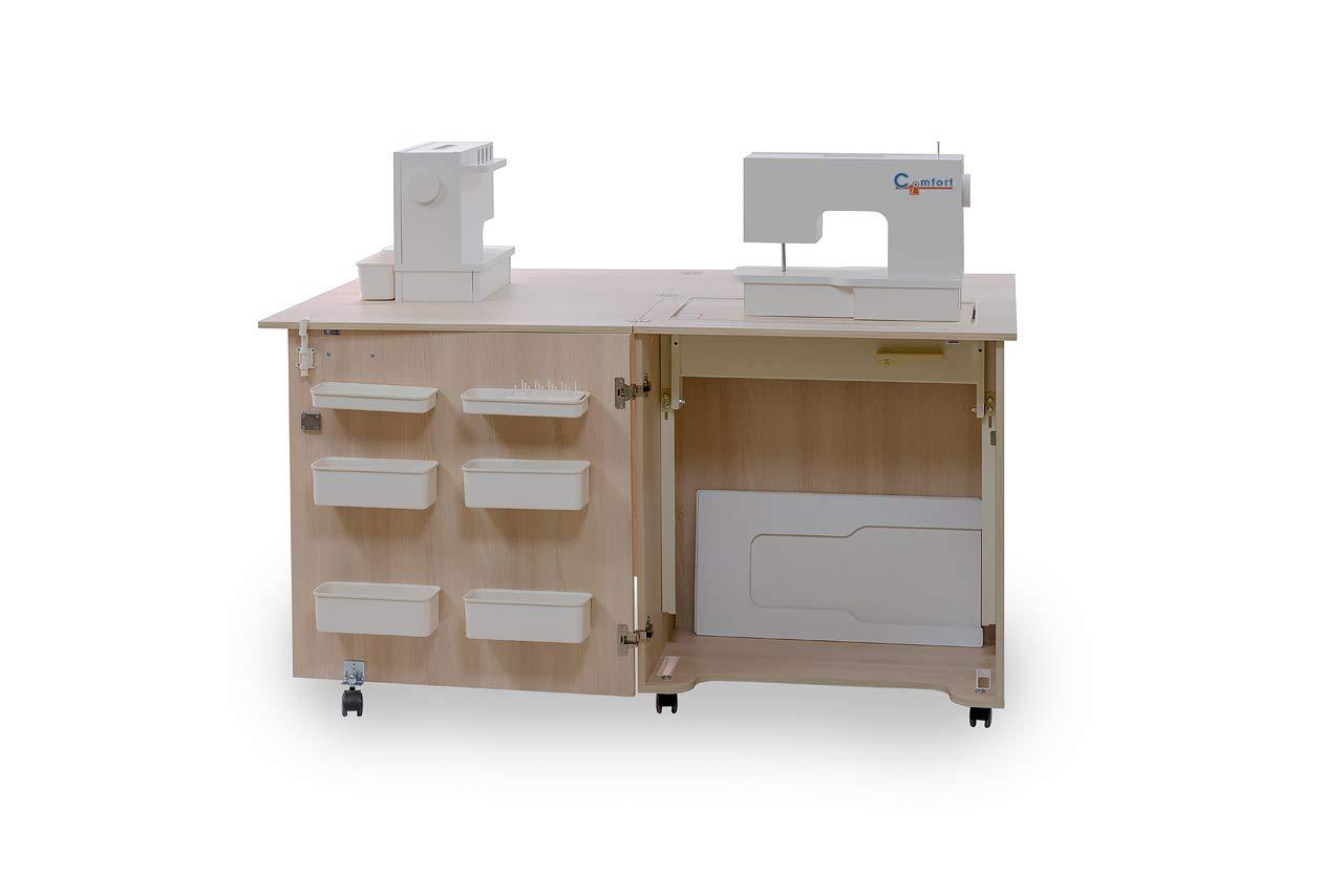 Comfort 1Q | Mueble para máquina de coser | Armario de costura ...
