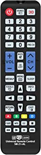 Gvirtue Universal Remote Control Compatible Replacement for Samsung TV/ 3D/ LCD/LED/HDTV AA59-00666A BN59-01178W BN59-0119...