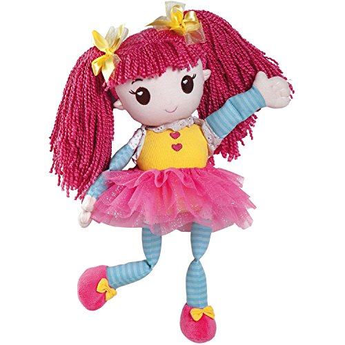 Adora Mixxie Mopsie Hugsy Daisy - 16 Soft Interchangeable Play Set Doll for Kids Aged 4 years & up