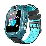 Kids Smart Watch Phone, LIGE IP67 Waterproof GPS Watch with SOS 2 Way