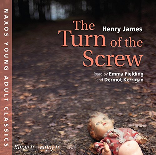The Turn of the Screw cover art