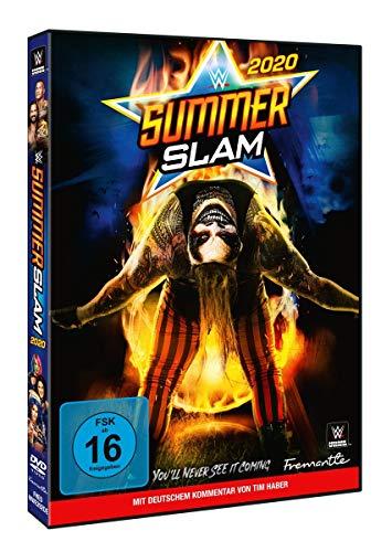 WWE - Summerslam 2020