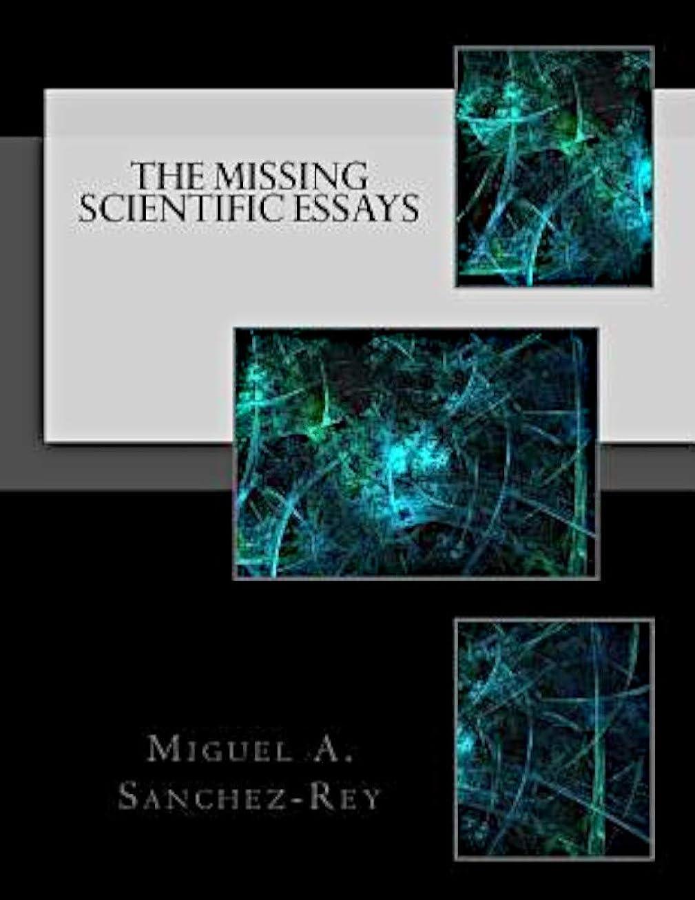 調停する本落ち着くThe Missing Scientific Essays (English Edition)