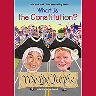 What is the Constitution? audiobook cover art