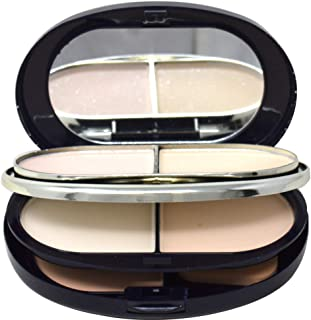 T.Y.A GOOD CHOICE INDIA 4 Color Compact, 101, 38g With Hand Cleanser Sanatizer
