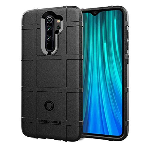 Price comparison product image Wangl Xiaomi Cases for Xiaomi Redmi Note8 Pro Full Coverage Shockproof TPU Case(Black) Xiaomi Cases (Color : Grey)