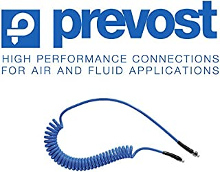 Prevost, Compressed Air Coil/SpiralHose (26')