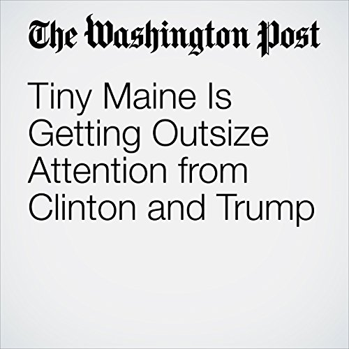 Tiny Maine Is Getting Outsize Attention from Clinton and Trump cover art