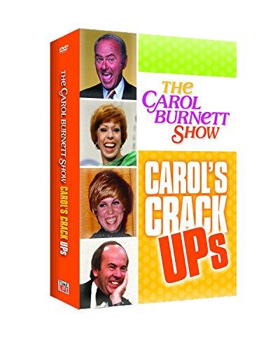 Carol's Crack Ups (8 DVDs)