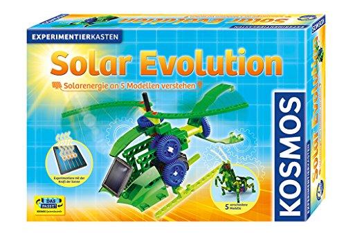 Kosmos 628918 – Solaire Evolution