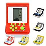 Tabanlly Retro Handheld Game Players Tetris Classic Childhood Game Electronic Games Toys Consola de Juegos Riddle Juguetes educativos