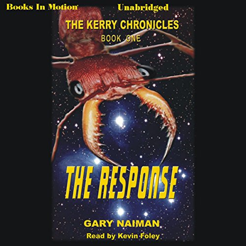 The Response audiobook cover art