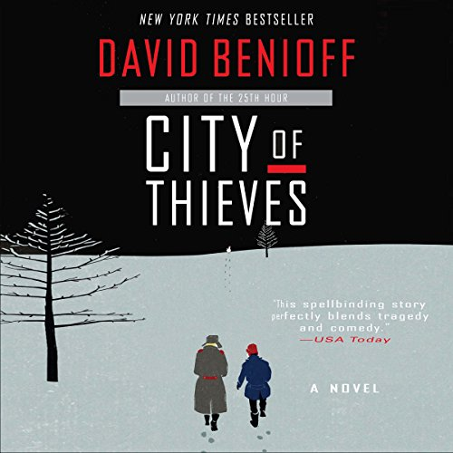 Page de couverture de City of Thieves