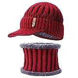 Sombrero Gorro Beanie Sombrero Hat Conjunto De Sombrero De Bufanda De Dos Piezas Sombreros De Hombre para Mujer Sombrero