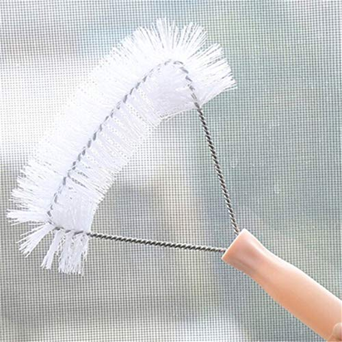 Rurah Window Screen Cleaning Brushes Anti-Mosquito Net Brush Home Plastic Multifunction Removal Dust Brush Cleaner Brush Tool