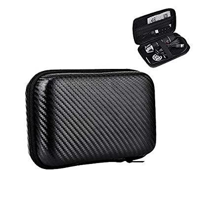 Jiusion Original USB Microscope Carrying Case Bag for Jiuison WiFi & USB Digital Microscope, Also Compatible with Other Brands Handheld Microscope