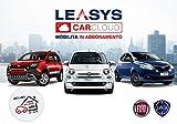 Iscrizione abbonamento Leasys CarCloud City Plus (Panda,...