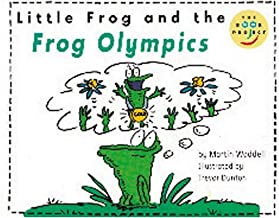 Longman Book Project: Read on (Fiction 1 - the Early Years): Little Frog and the Frog Olympics (Longman Book Project)