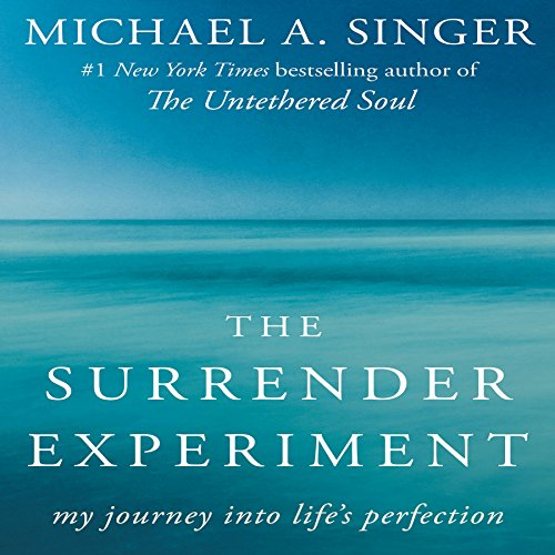 Couverture de The Surrender Experiment