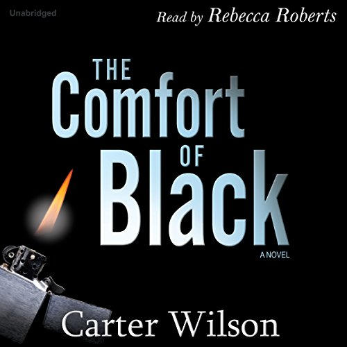 The Comfort of Black audiobook cover art