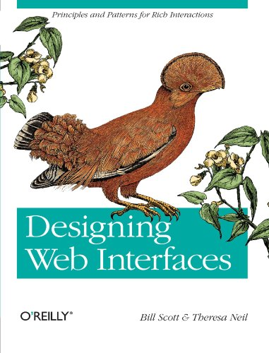 Designing Web Interfaces: Principles and Patterns for Rich Interactionsの詳細を見る
