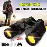 Best Binoculars For Stargazings - GXOK Powerful Binoculars with Clear Weak Light Vision,60X60 Review