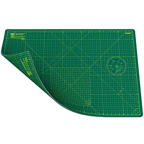 ANSIO Craft Cutting Mat Self Healing A1 Double Sided 5 Layers - Quilting,...