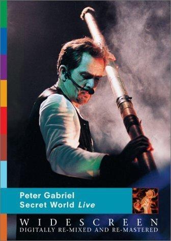 Peter Gabriel - Secret World Live by Peter Gabriel