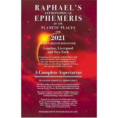 ephemeris 2021